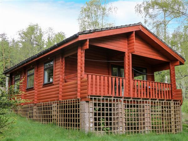 Eagle Lodge, Ross-Shire