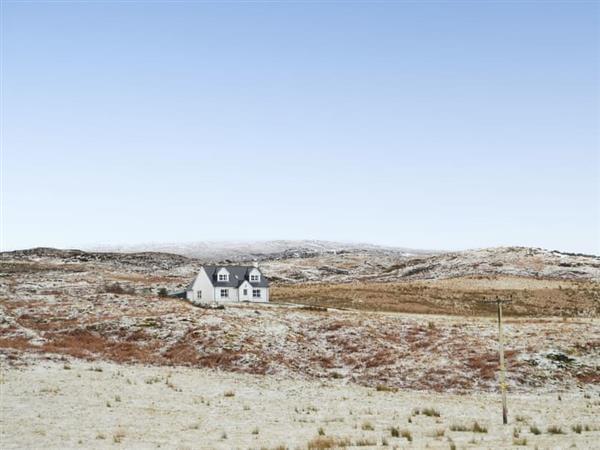 Eagle View in Isle Of Skye