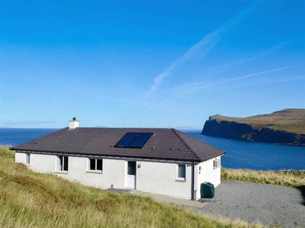 Eas Mor in Isle Of Skye