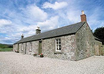 East Balfield Cottage in Angus