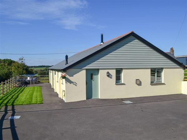 East Croft Barn in Devon