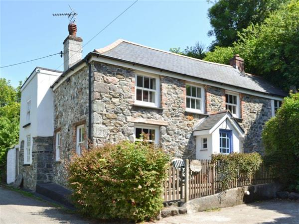 East End Cottage in Cornwall