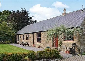 East Farm Cottage in Northumberland