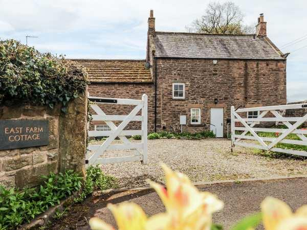 East Farmhouse Cottage in Northumberland