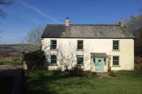 East Hill Cottage in Nr Barnstaple, Devon
