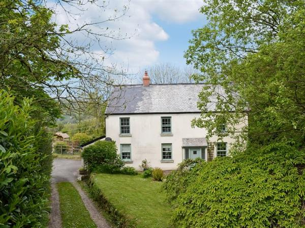 East Hill Cottage in Parracombe, near Lynton, Devon