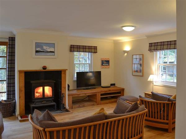 East Lodge in Enochdhu, near Pitlochry, Perthshire