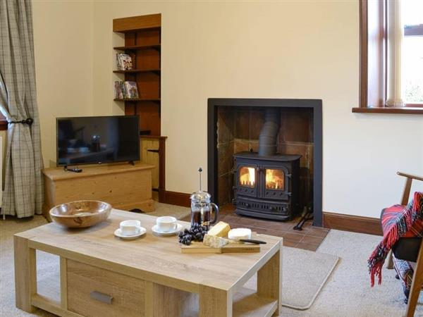 East Lodge in Dumfriesshire