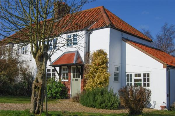 Easter Cottage from Norfolk Hideaways