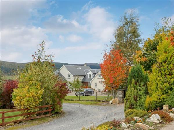 Easter Croftinloan - Skye Apartment in Perthshire