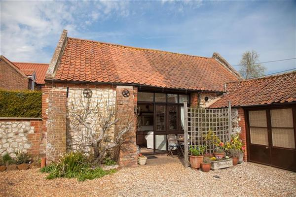 Eastgate Barn from Norfolk Hideaways