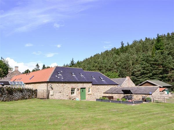 Eastsett Byre in Northumberland