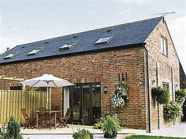 Eaton Barn in Kent