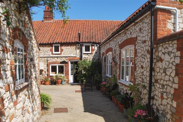 Eaton Cottage from Norfolk Hideaways