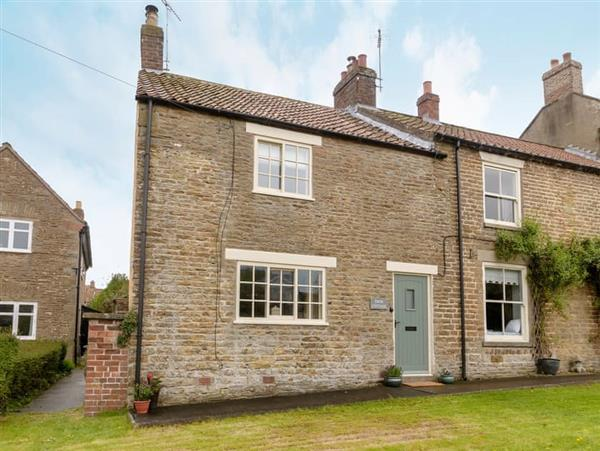 Ebor Cottage in North Yorkshire