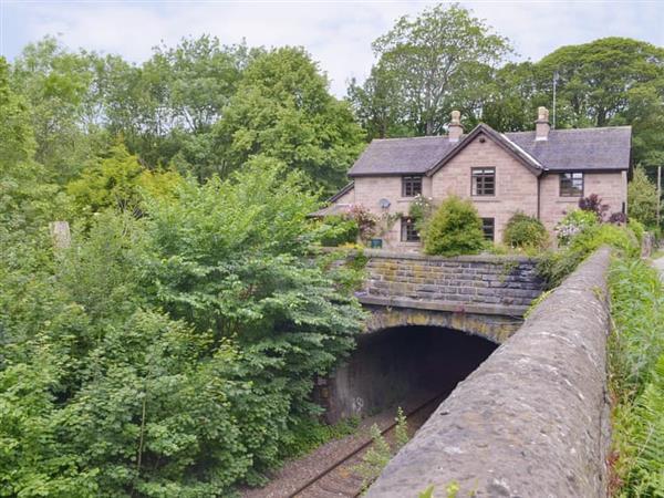 Eden House in Derbyshire