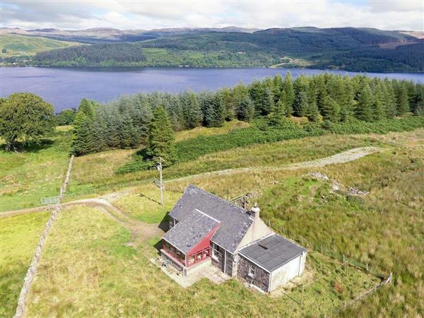 Ederline Estate - Finchairn Cottage in Argyll