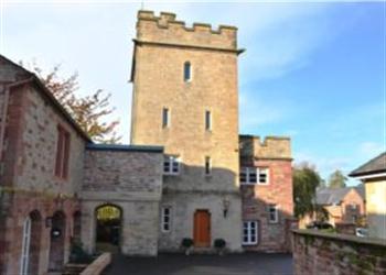 Edmond Castle - The Peele Tower  in Cumbria