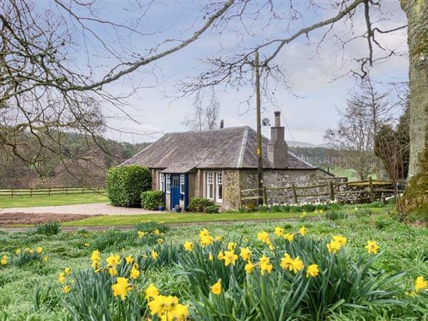 Edmonston Lodge, Lanarkshire
