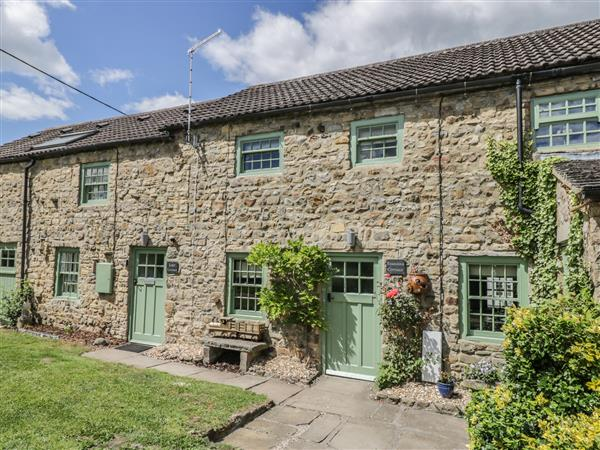 Edmunds Cottage in North Yorkshire