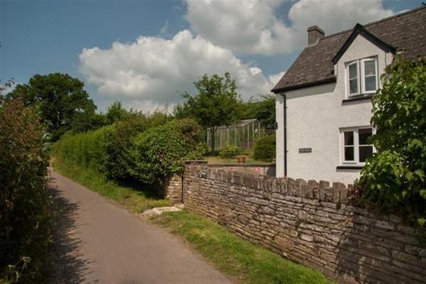 Efail Bach - Little Smithy in Powys