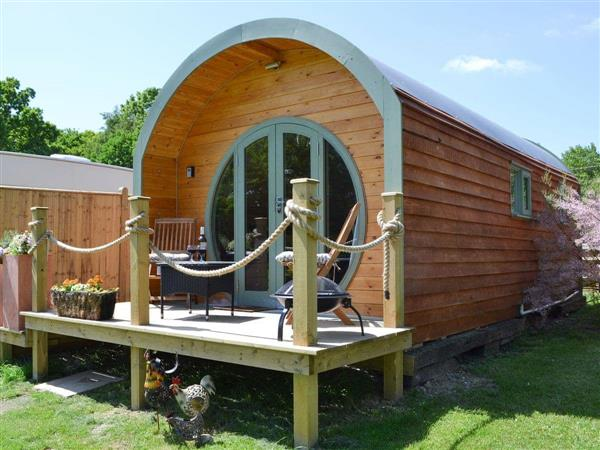 Egmont Farm - The Pod at Egmont from Cottages 4 You
