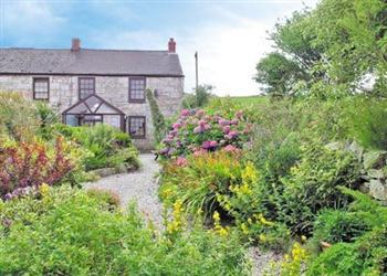Eldamar Cottage in Cornwall