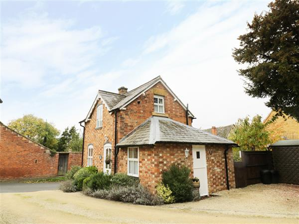 Elder Cottage in Gloucestershire