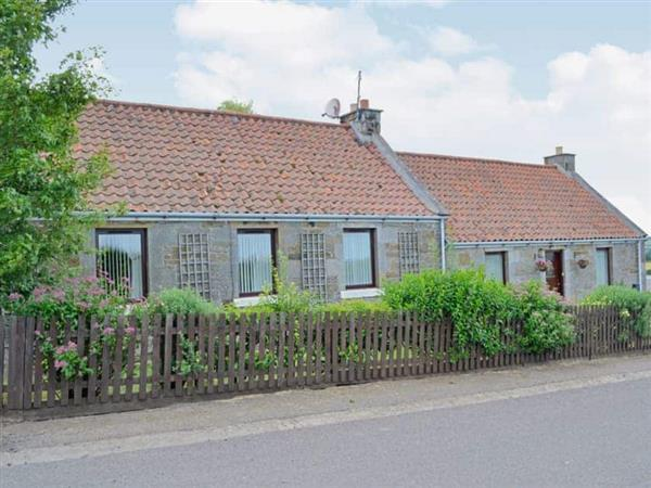 Eliza Cottage in East Lothian