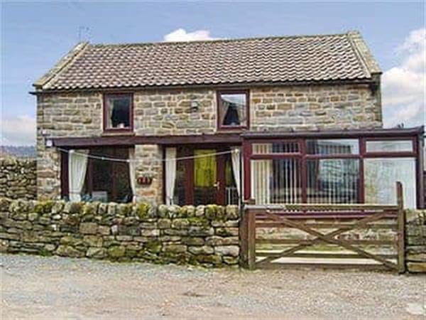 Ellis Close Farm - Batty Barn in North Yorkshire