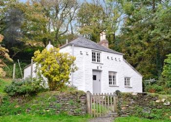 Elm Cottage in Cornwall