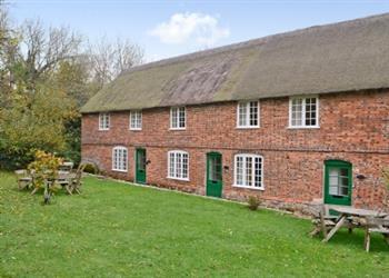 Elm Cottage and Ash Cottage - Elm Cottage in Dorset