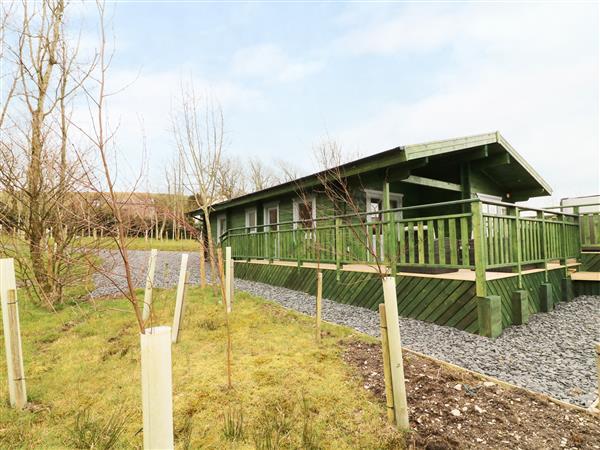Elm Lodge in Cumbria