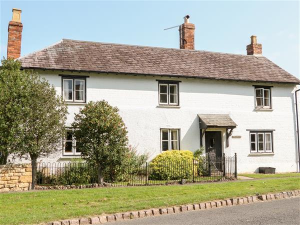 Elmhurst Cottage in Warwickshire