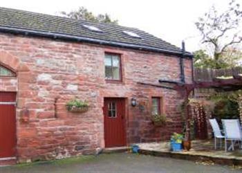 Elseghyll Barn in Cumbria