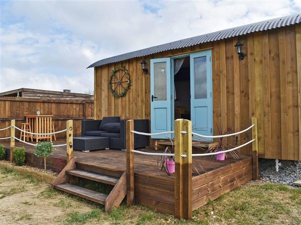 Elsies Hut in Cornwall