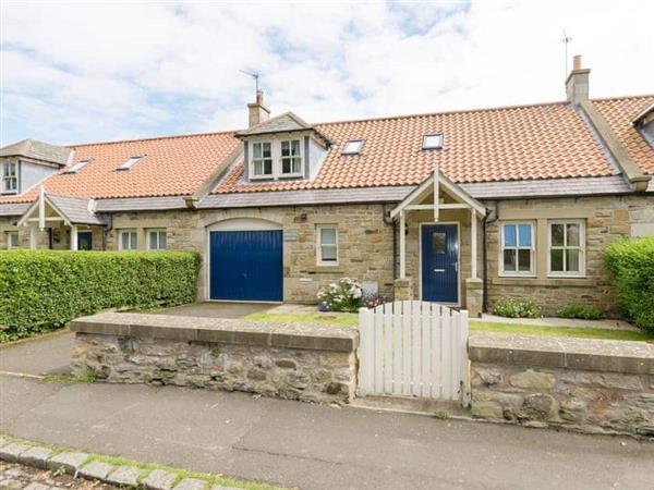 Embleton Cottage in Northumberland