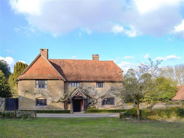 Emley Farmhouse in Surrey
