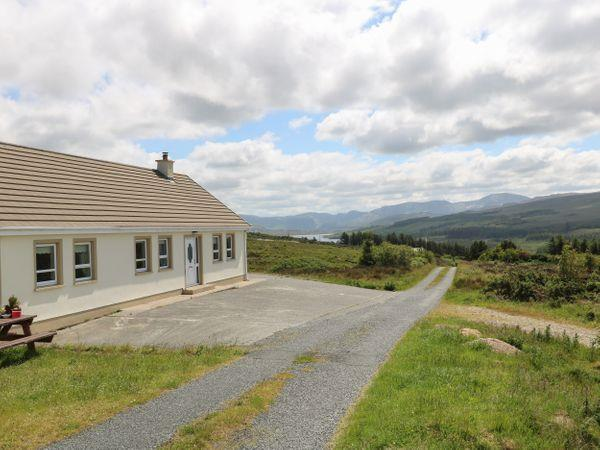 Errigal View House in Gweedore, County Donegal