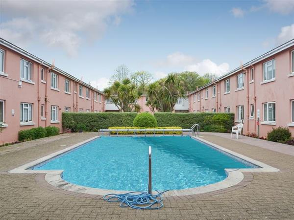 Esplanade Court in Paignton, Devon