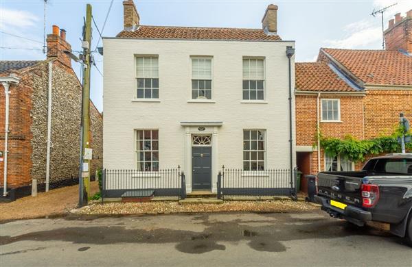 Estcourt House, Burnham Market