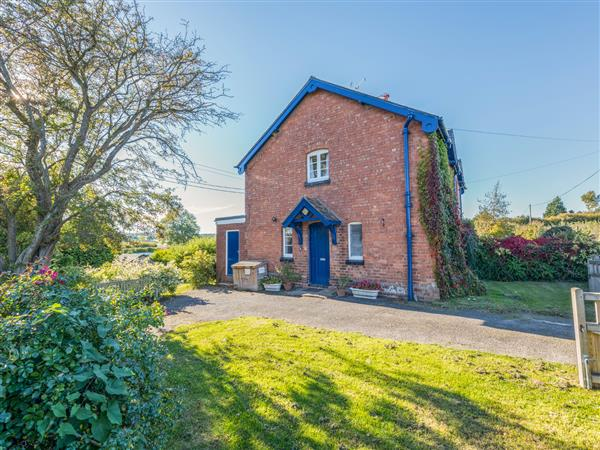 Eudon Burnell Cottage, Shropshire