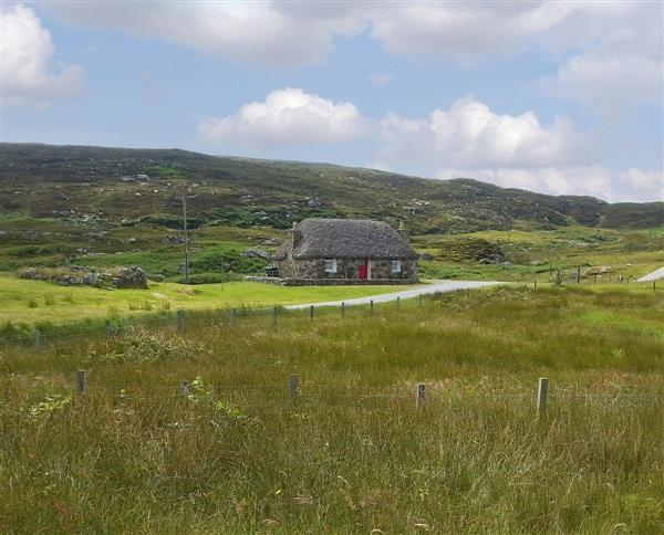 Evat Cottage in Lochboisdale, South Uist