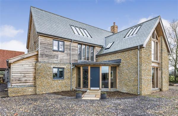 Everdene House in Sherborne, Dorset