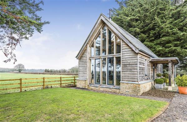 Everdene Lodge in Sherborne, Dorset