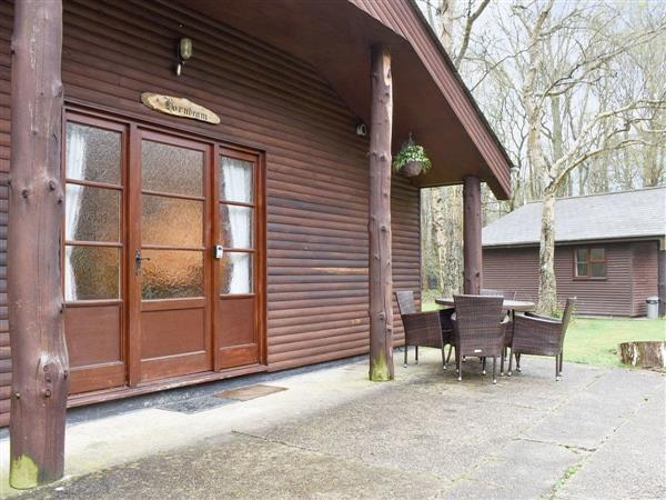 Eversleigh Woodland Lodges - Hornbeam Lodge in Shadoxhurst, near Ashford, Kent