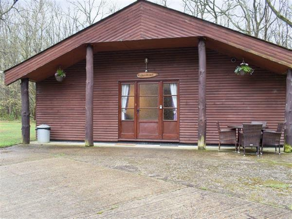 Eversleigh Woodland Lodges - Silver Birch Lodge in Kent