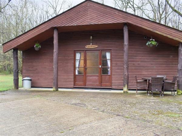 Eversleigh Woodland Lodges - Silver Birch Lodge in Shadoxhurst, near Ashford, Kent