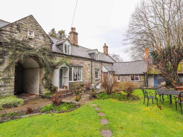 Eyton Cottage in Denbighshire