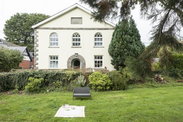 Fae Chapel in Powys